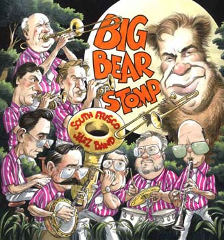 Big Bear Stomp Album Cover