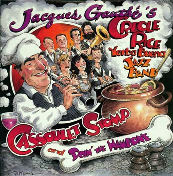 Cassoulet Stomp Album Cover