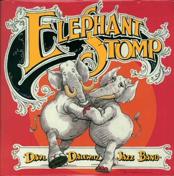 Elephant Stomp Album Cover