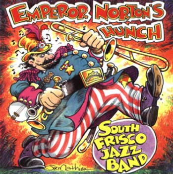 Emperor Norton's Hunch Album Cover