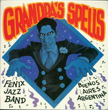Grandpa's Spells Album Cover
