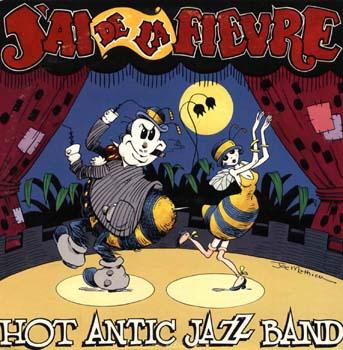 Jai De La Fievre Album Cover