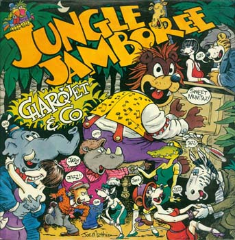 Jungle Jamboree Album Cover