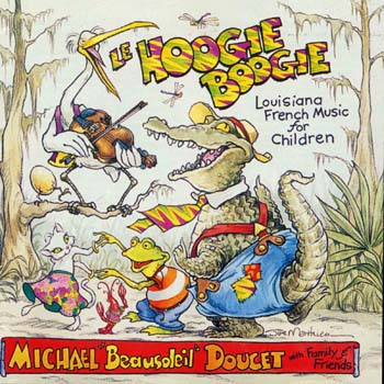 Le Hoogie Boogie Album Cover