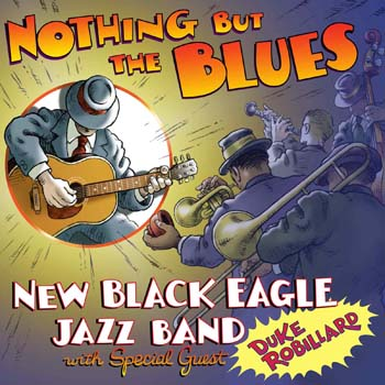 Nothing But The Blues Album Cover