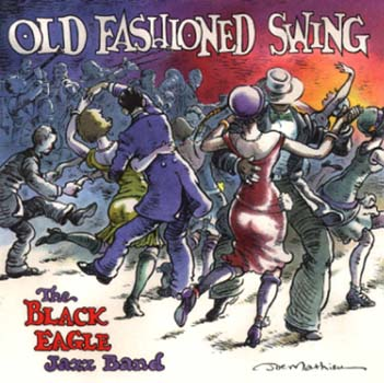 Old Fashioned Swing Album Cover
