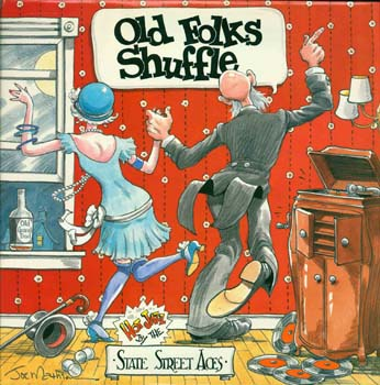 Old Folks Shuffle Album Cover
