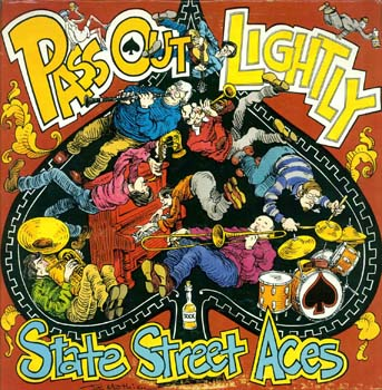 Pass Out Lightly Album Cover