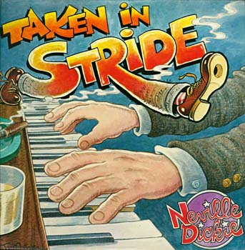 Taken In Stride Album Cover