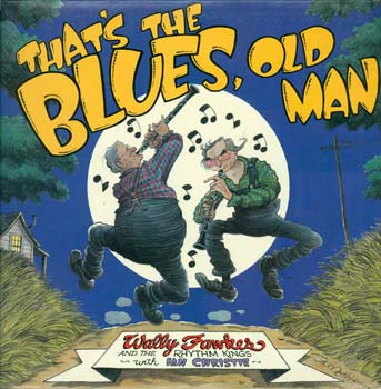 That's The Blues Old Man Album Cover
