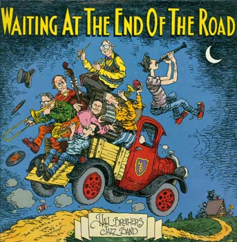 Waiting At The End Of The Road Album Cover