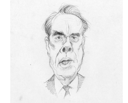 Joe Mathieu Caricature Bob Dole