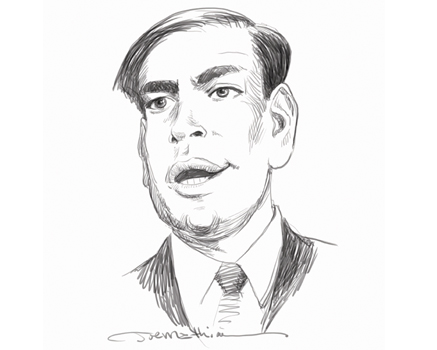 Joe Mathieu Caricature Marco Rubio
