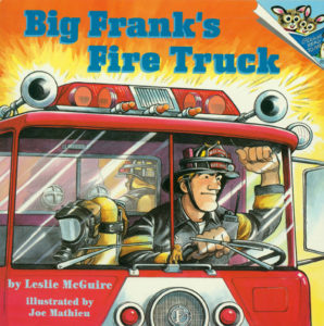Big Frank's Fire Truck cover