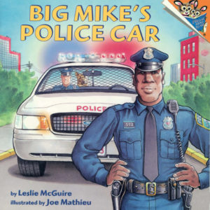 Big Mike's Police Car cover