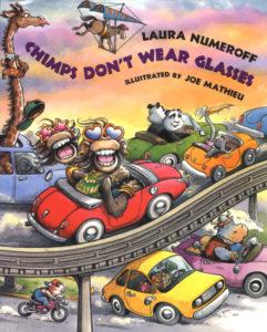 Chimps Don't Wear Glasses cover