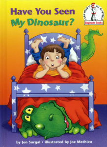 Have You Seen My Dinosaur? cover