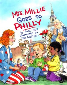 Mrs. Millie Goes to Philly! cover