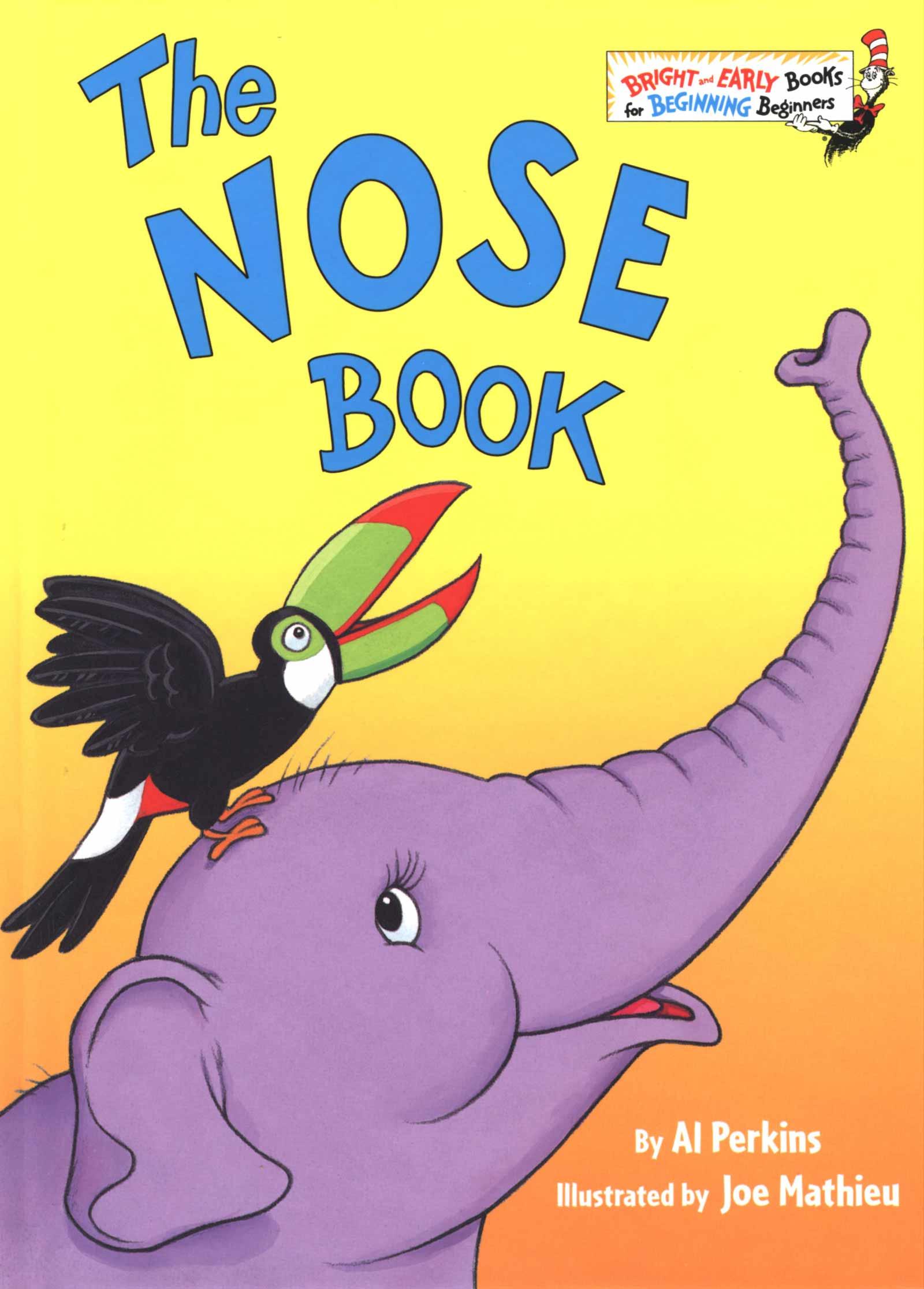 The Nose Book Doctor Seuss