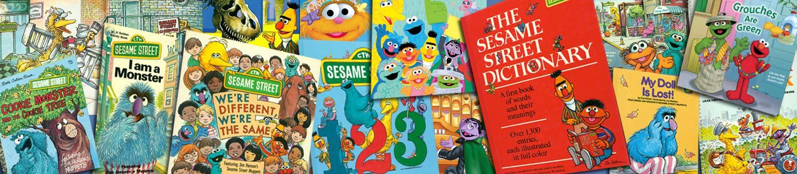 Joe Mathieu All Other Sesame Street Books