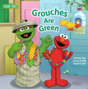 Grouches Are Green cover