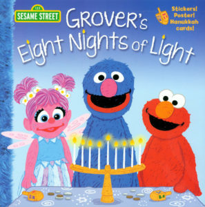 Grover's Eight Nights of Light cover