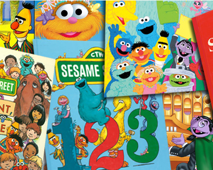 All Other Sesame Street Books