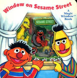 Windows on Sesame Street cover