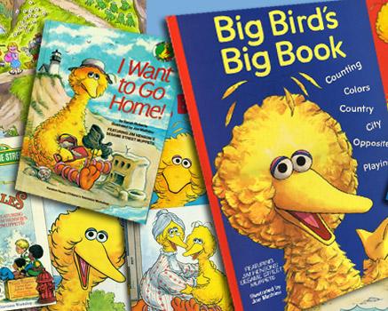 Books About Big Bird