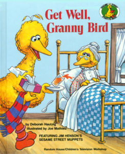 Get Well, Granny Bird cover