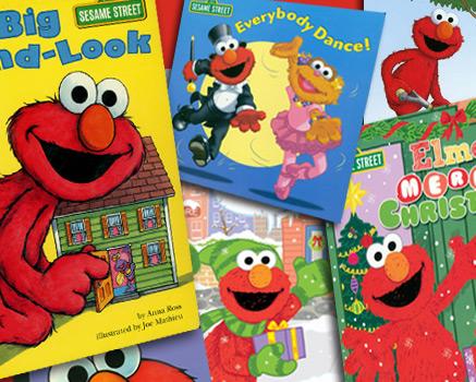 Books About Elmo