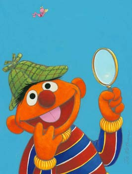 Ernie the Detective